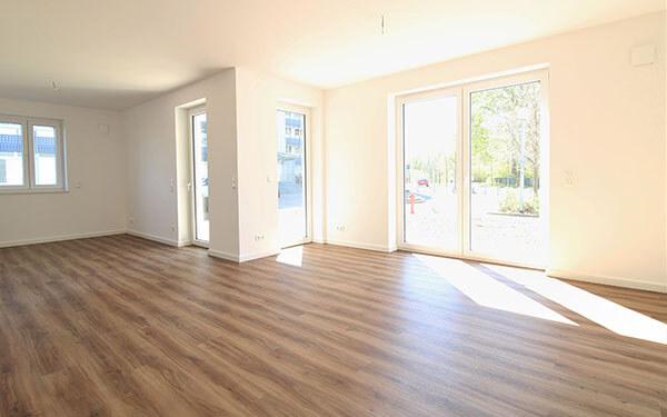Erdgeschosswohnung in Schwerin