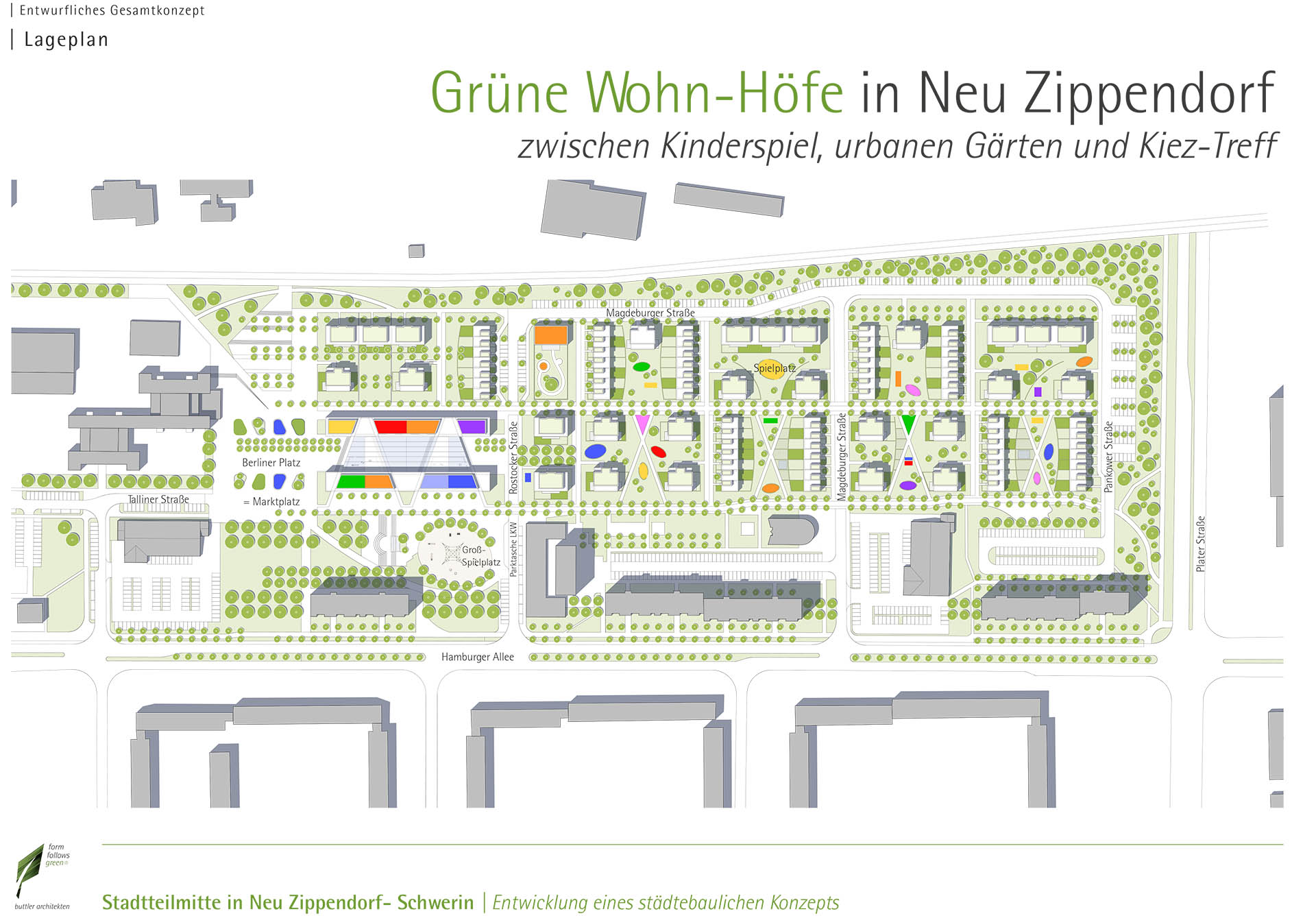 "Lageplan ""Grüne Wohn-Höfe"""
