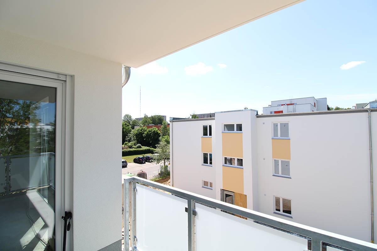 Wuppertaler Straße 35, Aussicht Balkon