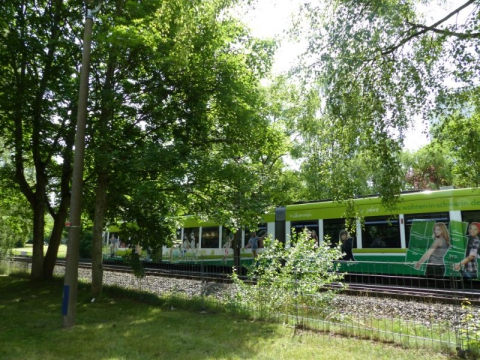 WGS Straßenbahn