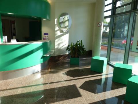 Eingangsbereich Concierge