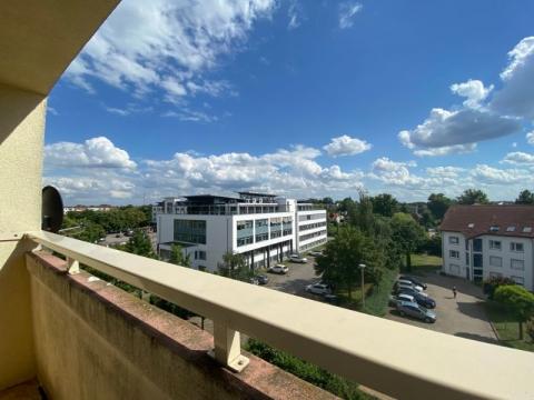 Balkon/ Aussicht
