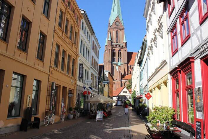Wohnungen in Schwerin Innenstadt